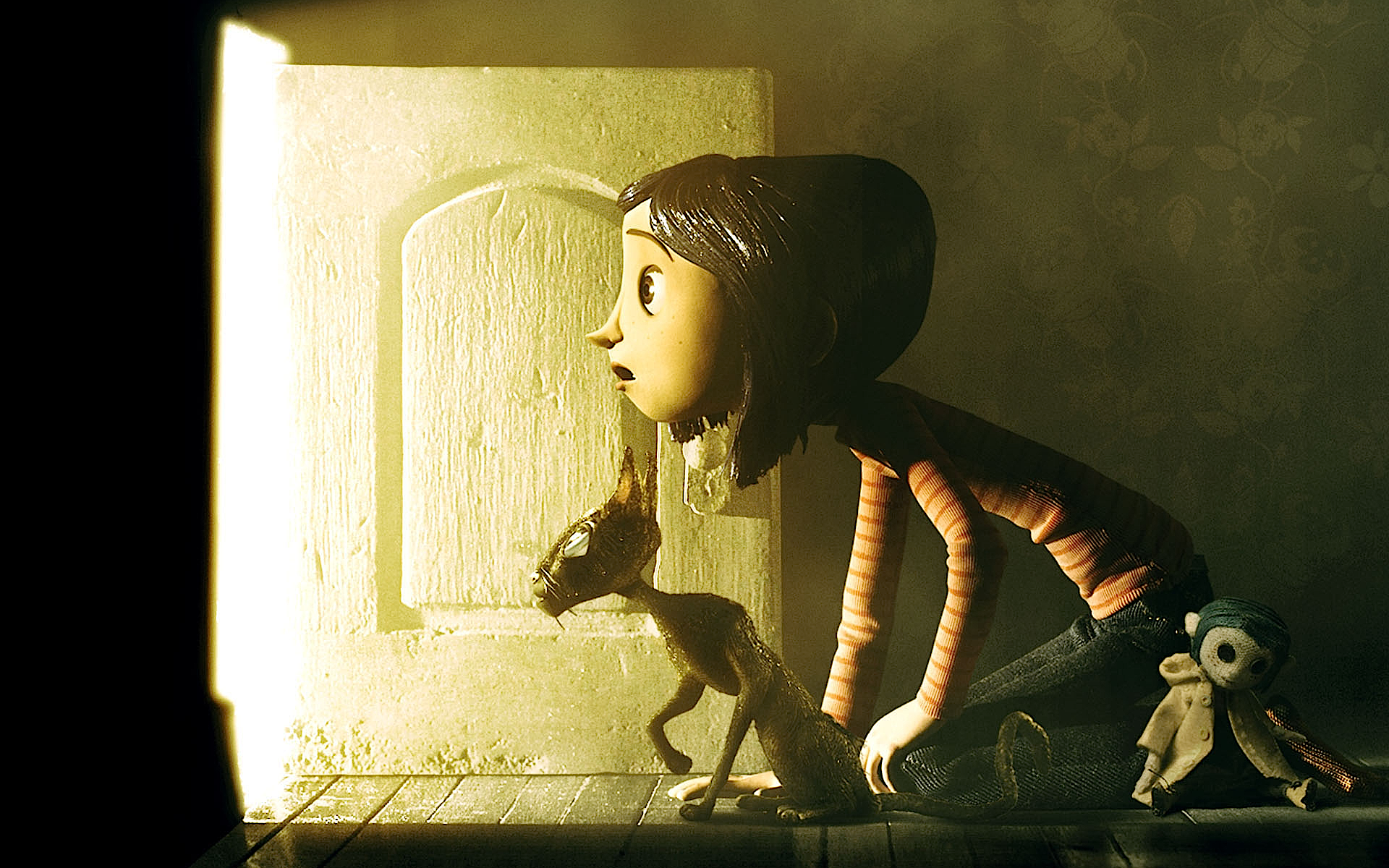 The Courage Of Coraline The Isles Of Imagination