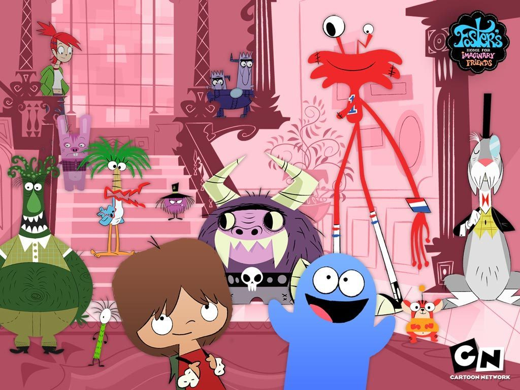 Fosters Home For Imaginary falling in love with foster's home for imaginary friends